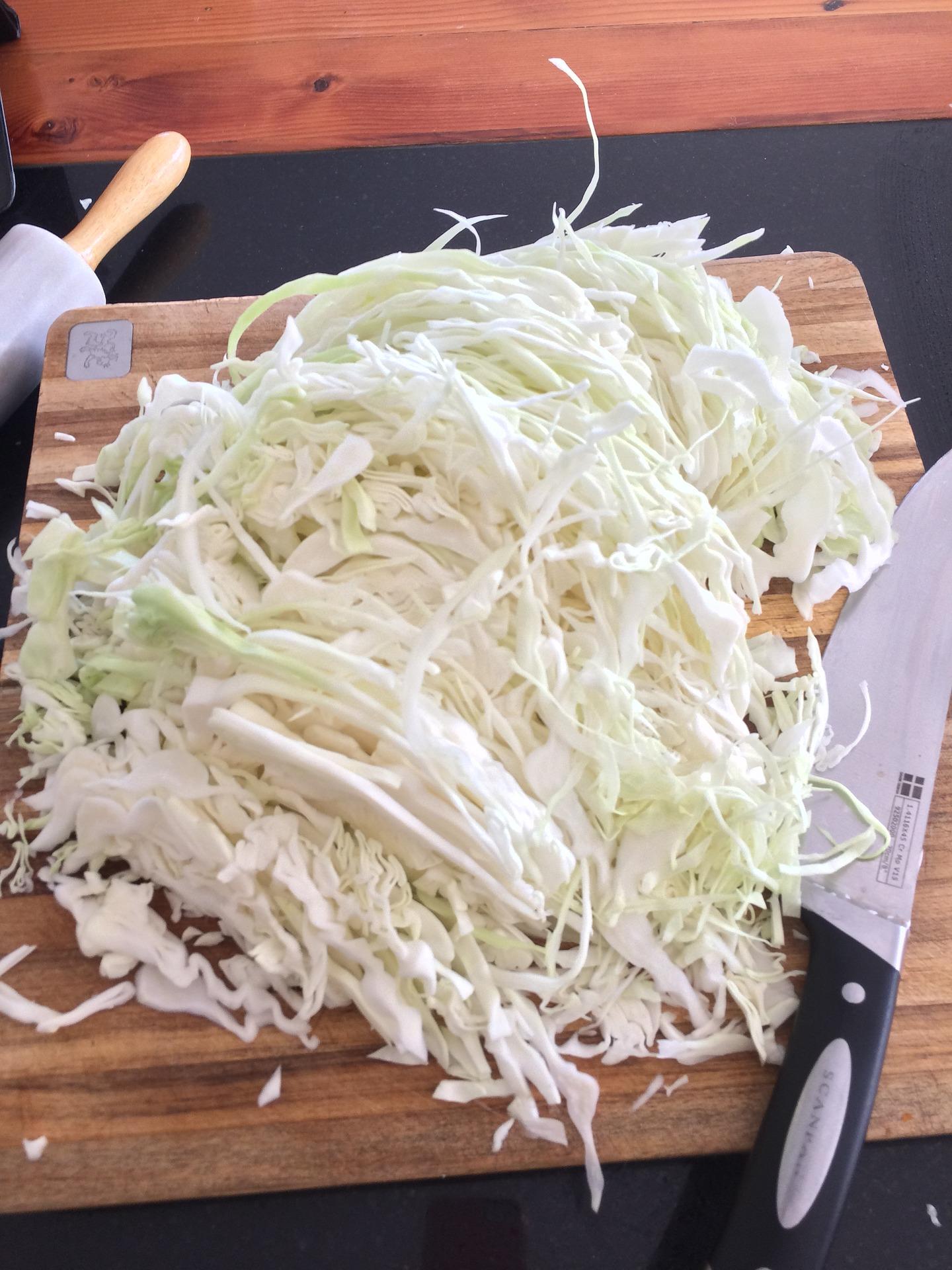Saures Gemüse aus eigener Herstellung: Was lange gärt wird endlich gut!