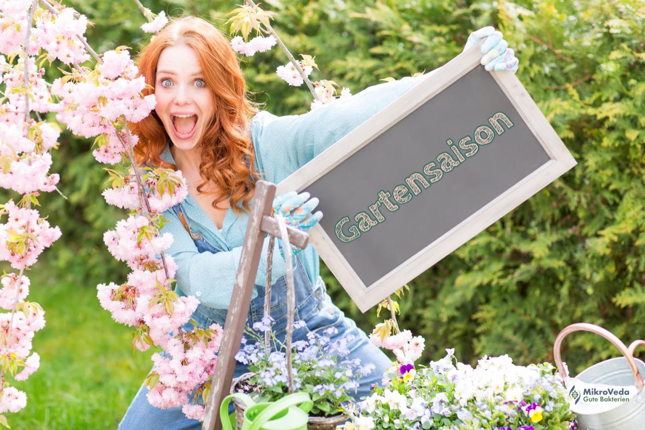 Gartenstart März-April: Was ist nun zu tun?
