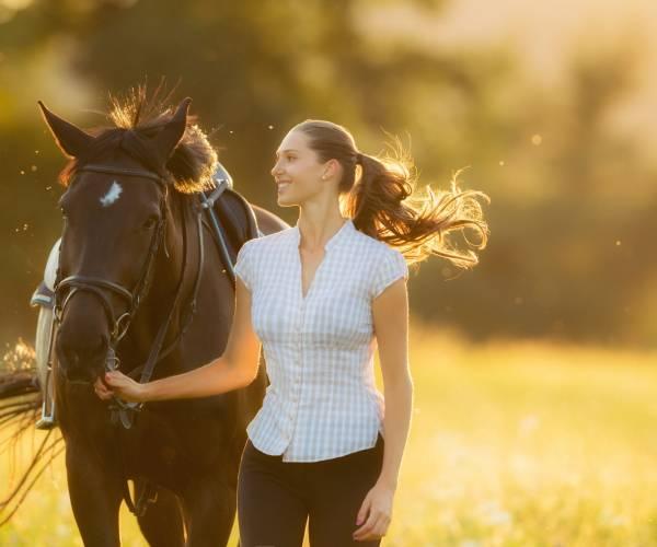 Mikrobiom Balance für Pferde